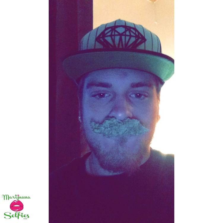 Jared maycunich Selfie No. 1175 - VOTE for this Marijuana Selfie!