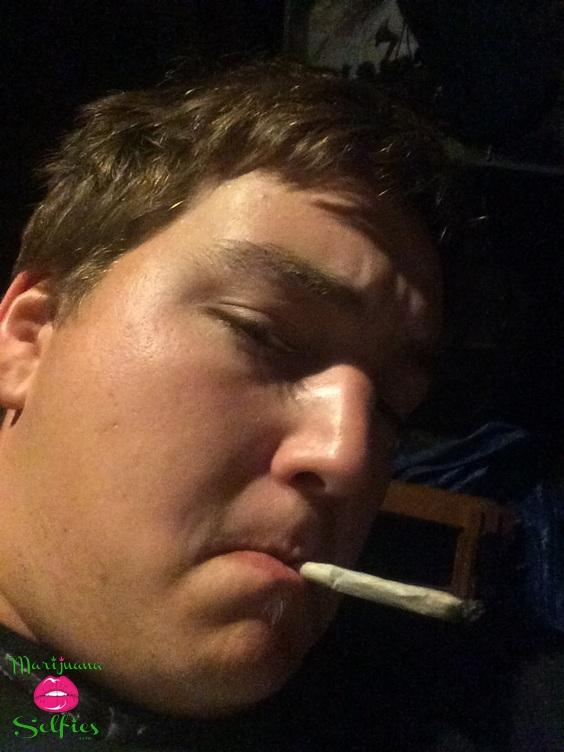 Jake Tommy Selfie No. 1313 - VOTE for this Marijuana Selfie!