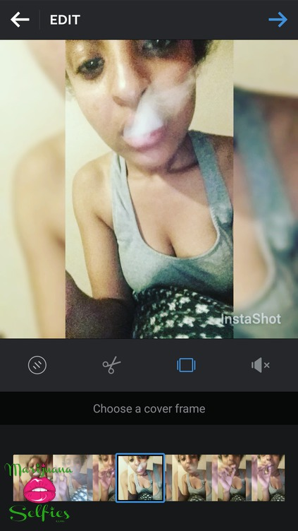 highfor_life _420 Selfie No. 1474 - VOTE for this Marijuana Selfie!