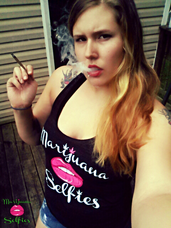 Anonymous Selfie No. 150 - VOTE for this Marijuana Selfie!