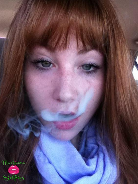 Desiree Tardiff Selfie No. 1668 - VOTE for this Marijuana Selfie!