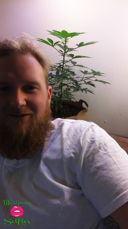 Leif Stremberg Selfie No. 1902 - VOTE for this Marijuana Selfie!