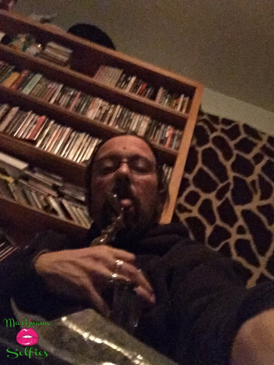 James  Hellings  Selfie No. 2174 - VOTE for this Marijuana Selfie!