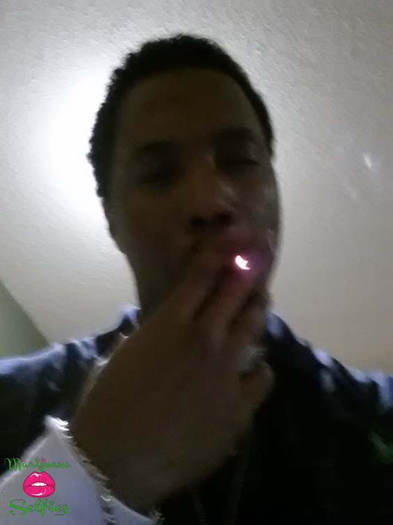 Jason McClain Selfie No. 243 - VOTE for this Marijuana Selfie!