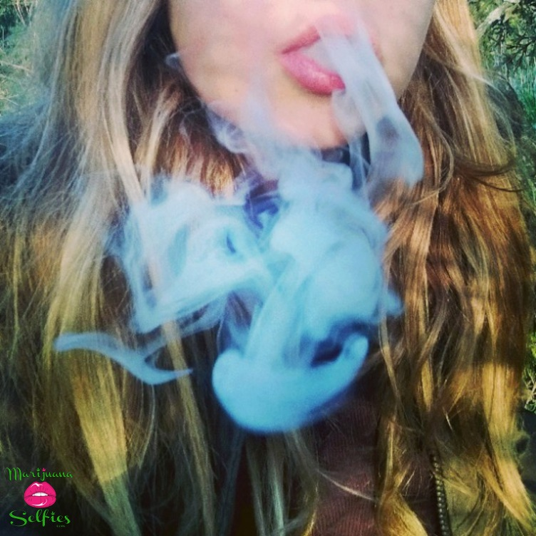 Milena Walpert Selfie No. 2540 - VOTE for this Marijuana Selfie!