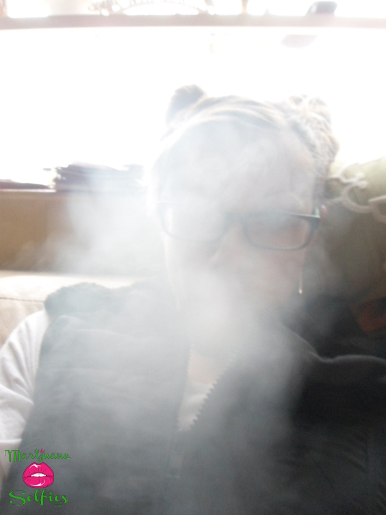 Anonymous Selfie No. 311 - VOTE for this Marijuana Selfie!