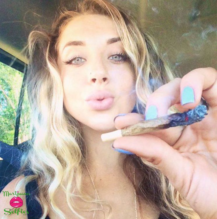 Barbie Dahl Selfie No. 3598 - VOTE for this Marijuana Selfie!