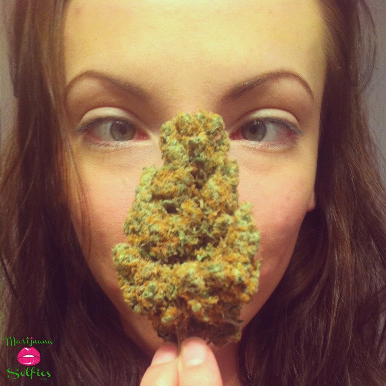 Meghan Mitchell Selfie No. 388 - VOTE for this Marijuana Selfie!