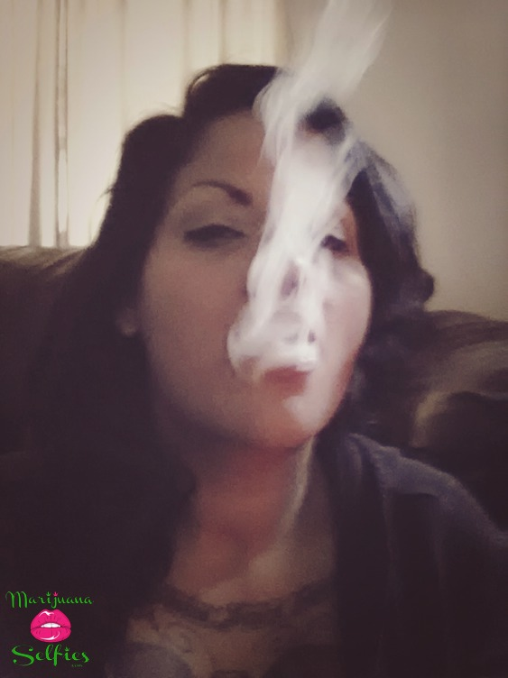Adriana Preidis Selfie No. 425 - VOTE for this Marijuana Selfie!
