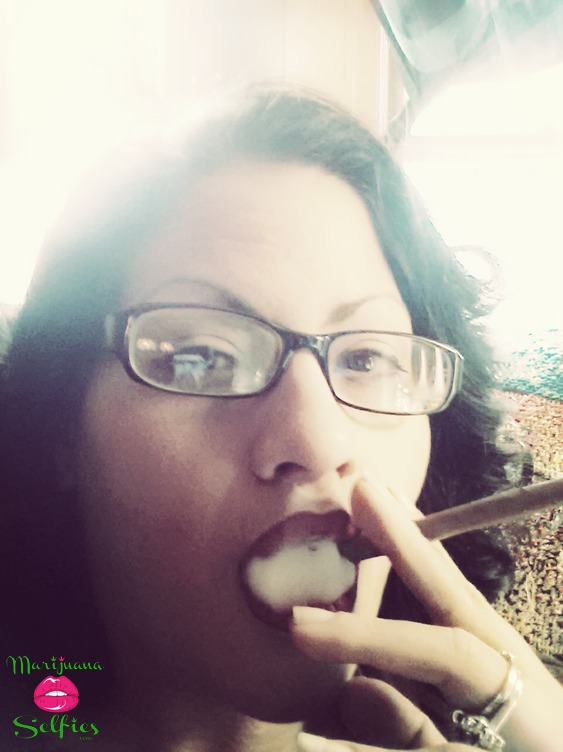 Adriana Preidis Selfie No. 426 - VOTE for this Marijuana Selfie!