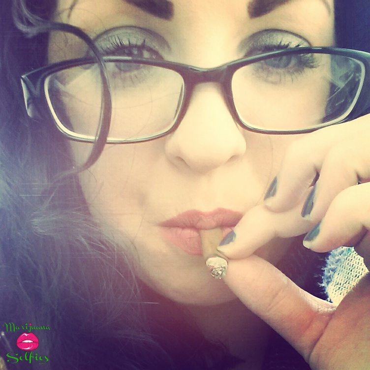 Jessie Kirkreit Selfie No. 451 - VOTE for this Marijuana Selfie!