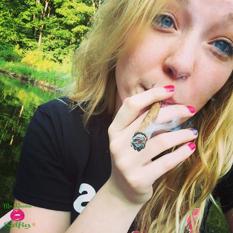 Shahla Kospiah Selfie No. 505 - VOTE for this Marijuana Selfie!