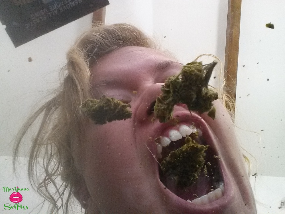Kayse Ray Selfie No. 606 - VOTE for this Marijuana Selfie!