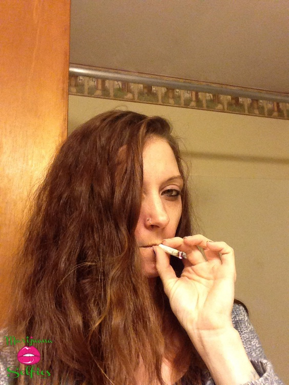 Kendra Crider Selfie No. 736 - VOTE for this Marijuana Selfie!