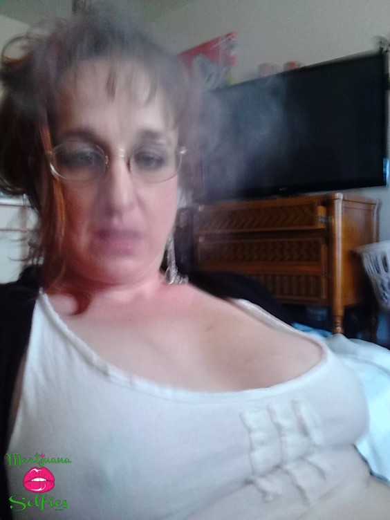 Angela Black Selfie No. 756 - VOTE for this Marijuana Selfie!