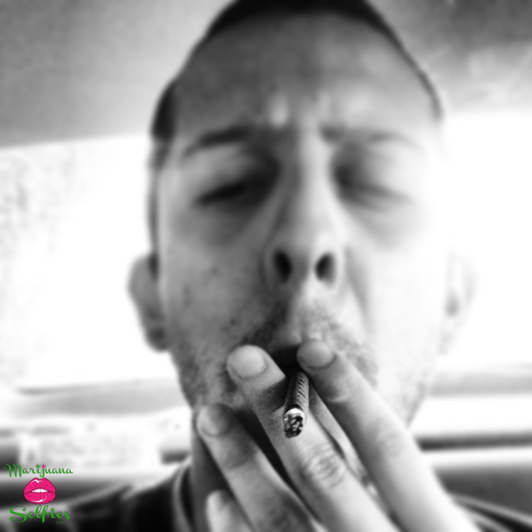 Emilio Guerrero Selfie No. 781 - VOTE for this Marijuana Selfie!