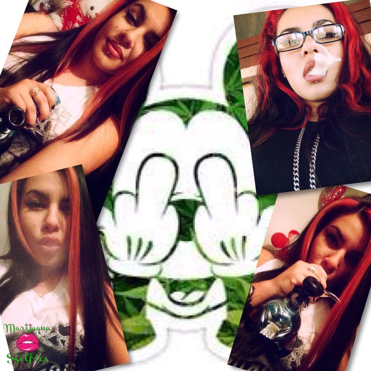 Anonymous Selfie No. 878 - VOTE for this Marijuana Selfie!