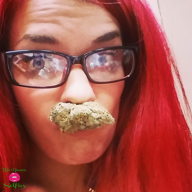 Brittany Neville Selfie No. 934 - VOTE for this Marijuana Selfie!