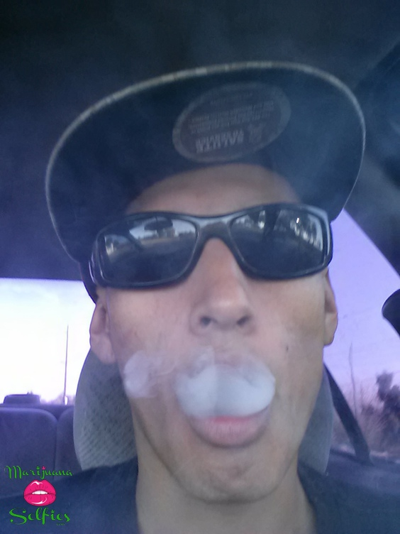 Jorge Salazar Selfie No. 969 - VOTE for this Marijuana Selfie!
