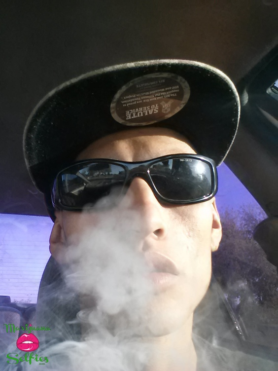 Anonymous Selfie No. 970 - VOTE for this Marijuana Selfie!